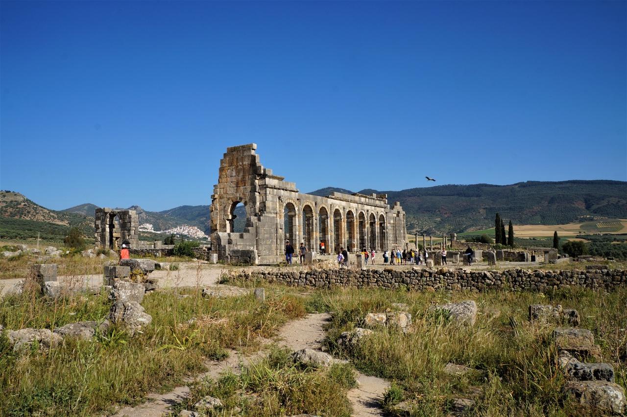Волюбилис - самый далекий город Римской империи