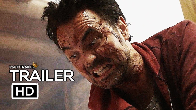 DRY BLOOD Official Trailer (2019) Horror Movie HD