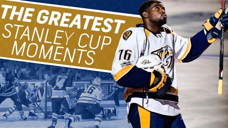 NHL players favorite Stanley Cup moments as fans | NBC Sports