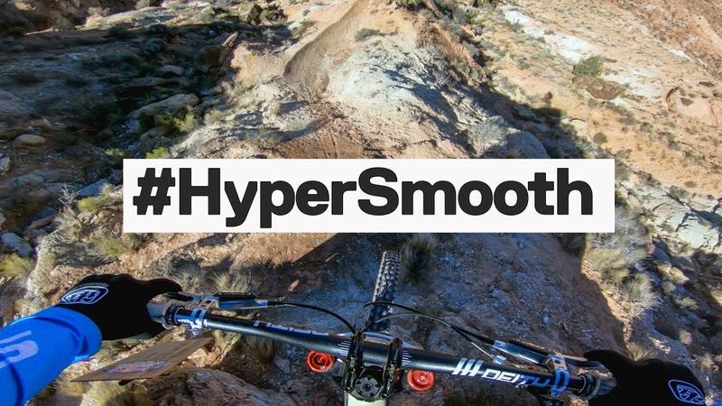 GoPro HERO7 Black Hypersmooth - Brendan Fairclough's Run at Red Bull Rampage 2018 in 4K