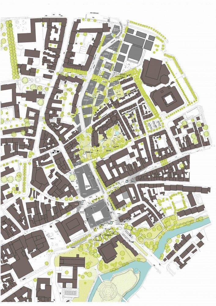 Городской ландшафт, планы