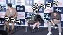 [ENG sub] 역대급) 현빈, 손예진 쓰러뜨린 관객들, 빵빵터짐 Hyun Bin, Son YeJin, Funny talk : 영화 '협상' 4982