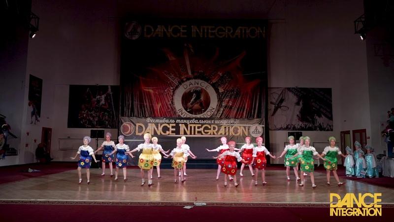 Dance Integration 2018 - 602 - Матрешки Индиго Сыктывкар