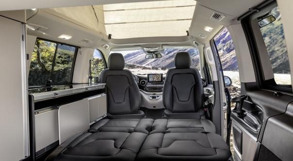 Обновлённый Mercedes-Benz V-Class: новый дизель и электрическая версия на подходе. Концерн Daimler представил рестайлинговую версию полноразмерного люксового вэна Mercedes-Benz V-Class.
