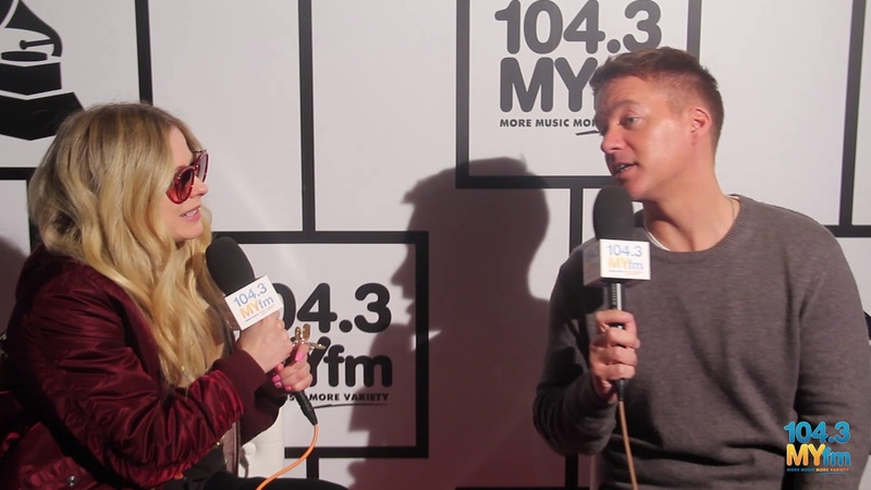 Avril Lavigne 104.3 MYfm Interview 08.02.2019