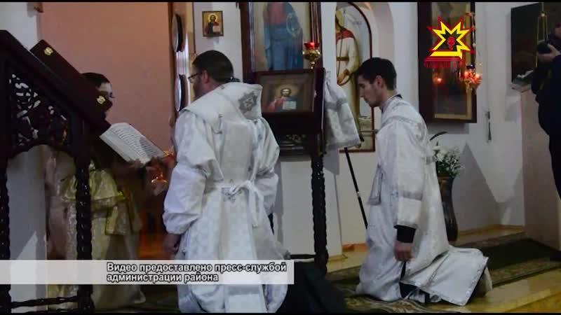 Чин освящения храма в честь Иверской иконы Божией Матери