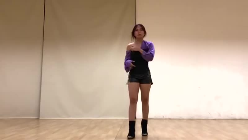 [v-s.mobi][MIRRORED] JENNIE - 'SOLO' DANCE TUTORIAL.mp4