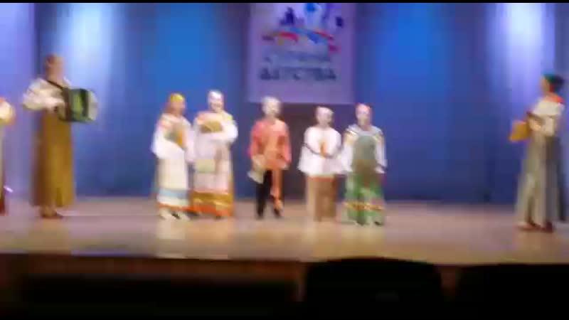 Театр фольклора Русичи младшая группа 1 Рябина рябинушка 2 Мы спросили у Емели