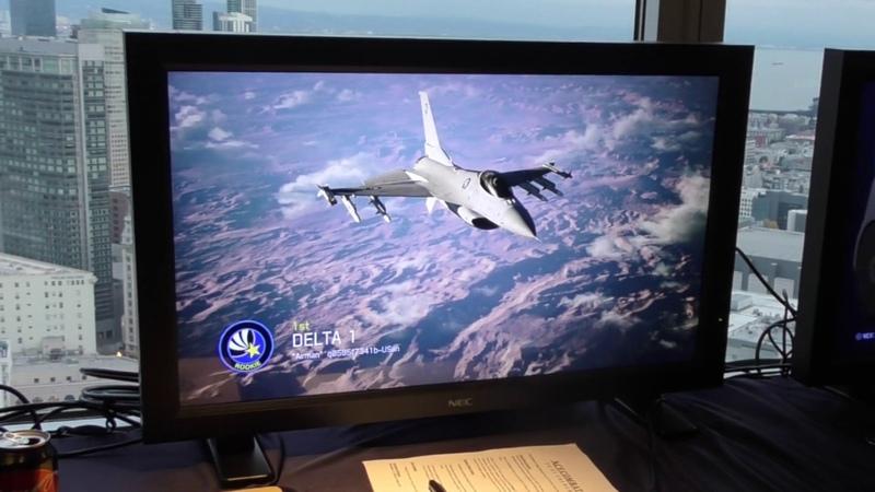 Ace Combat 7 Multiplayer Battle Royale Mode Roca Roja F 16C