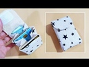 Easy card holder DIY TUTORIAL丨卡片包制作教学 HandyMum ❤❤