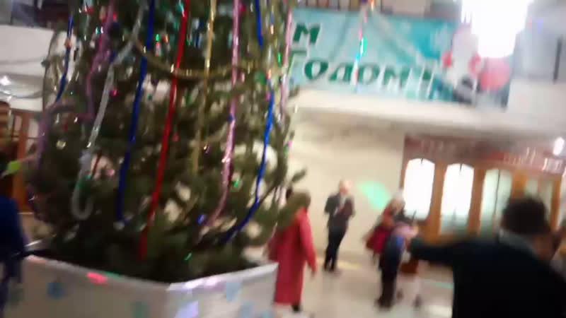 Новогодний утренник Бижбулякский район