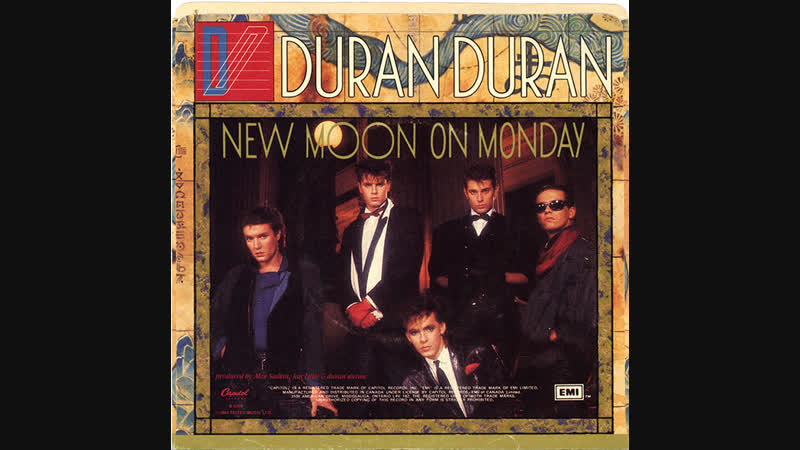 Duran Duran - New Moon On Monday (1984)