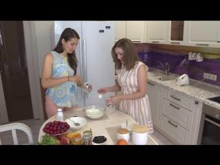 здоровый завтрак творожный мусс 7_09