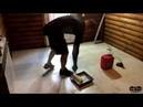 Укладка магнезитовой плиты на деревянный пол как основы для укладки кафеля
