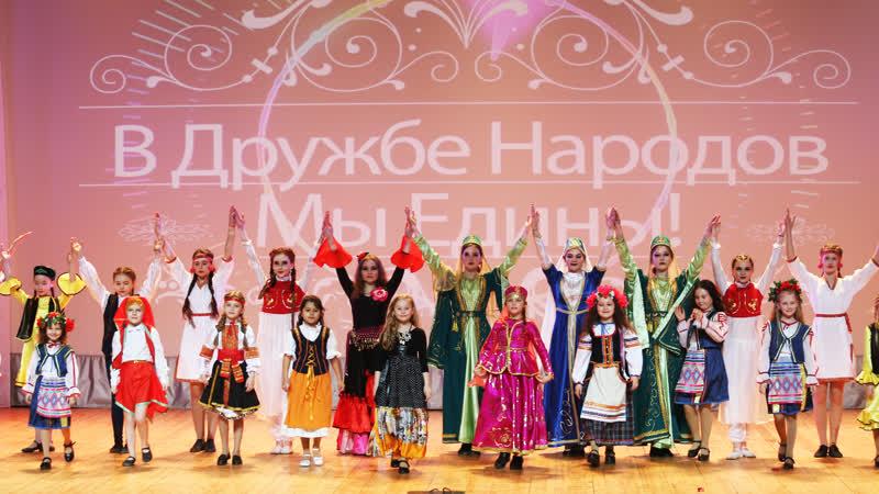 Презентация Городищенского района / Полный концерт / Пенза, 2019