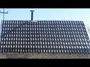 Опыт использования полимерпесчаной черепицы для крыши домика