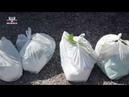 Жителям поселка Крутая Балка передана гуманитарная помощь
