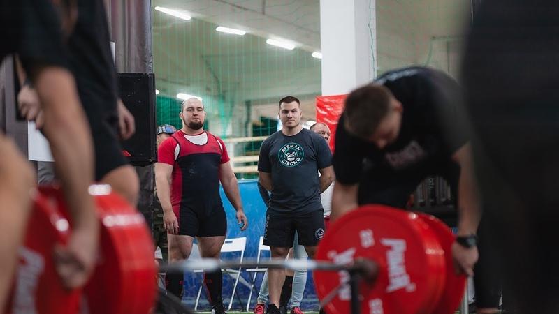 Луговой Александр Тяга 342 5 кг