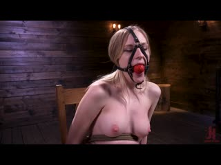 Violet october - sassy pain slut gets tormented in bondage [kink. bdsm, big tits, boundage, sex toys