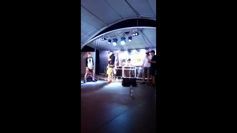 Doggy Beatbox on Extreme Crimea 2018