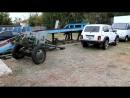 В Казахстан пытались вывезти пушки времен Великой Отечественной войны