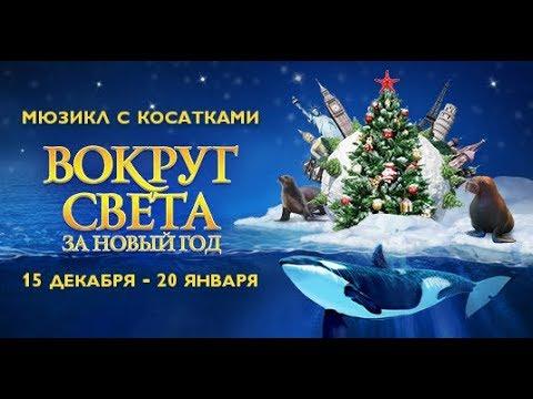 Мюзикл на воде Вокруг света за Новый год