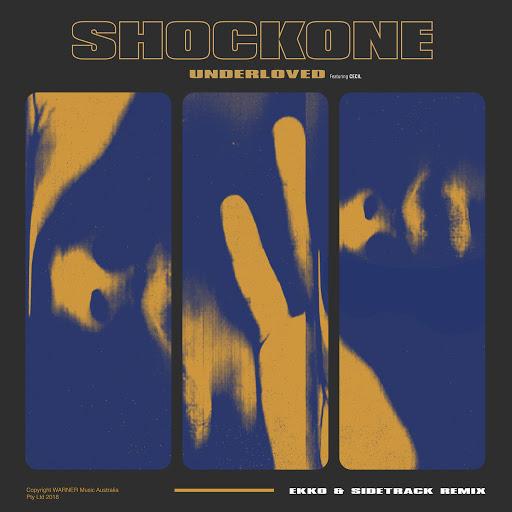 ShockOne альбом Underloved (feat. Cecil) [Ekko & Sidetrack Remix]
