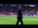 Атлетико Мадрид-Брюгге 3:1