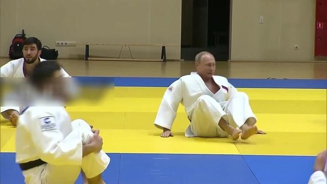 трипующий Путин