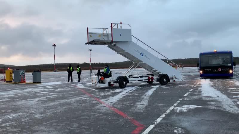 Новый сезон – новая техника: мурманский аэропорт инвестирует в безопасность и комфорт