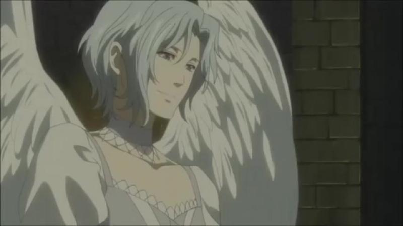 Аниме клип битва Ангел или Демон