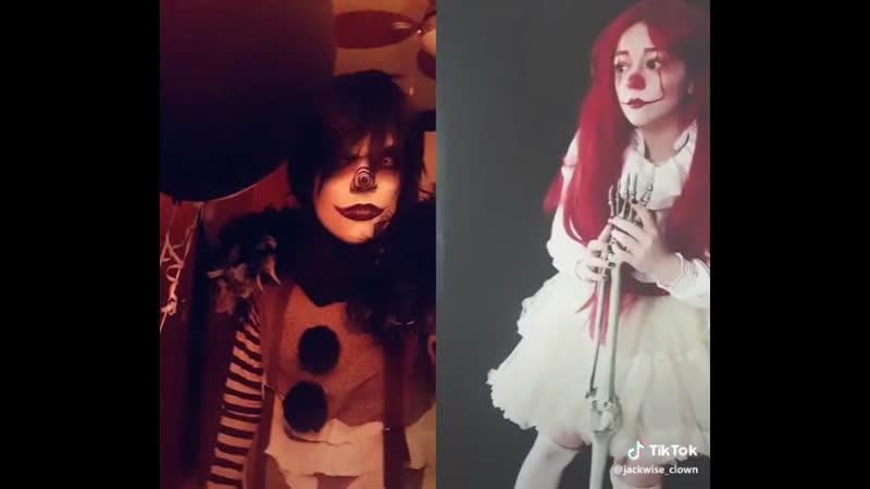 Дисковод и клоун
