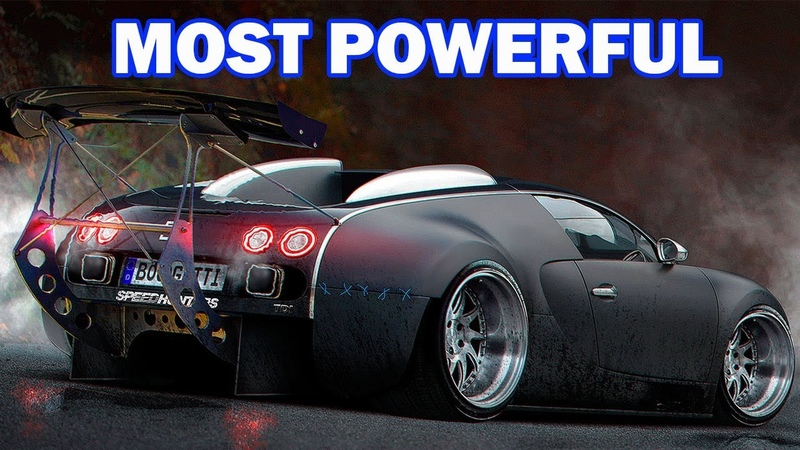 Top 7 Most POWERFUL SUPERCARS in the world || Cars Have Too Much Horsepower