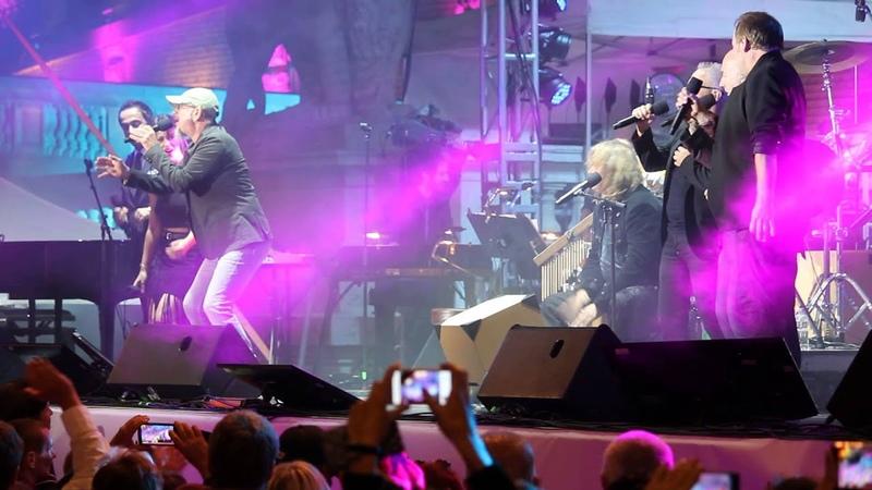 Mandoki koncert 2015-08-21 Budapest