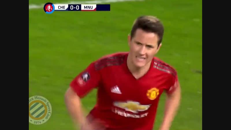 Челси 0:1 Ман Юнайтед / Эрерра