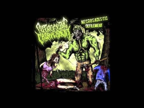 Putrefying Cadaverment - Necrosadistic Defilement (Full Album) 2008 (HD)
