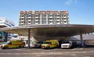Больница Рамбам (Rambam) в израиле