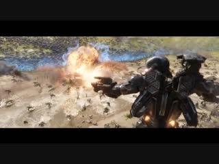 Процесс создания спецэффектов для битвы за Ваканду в «Войне Бесконечности»
