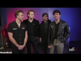 5 Seconds Of Summer (5SOS) interview The Project 13 August 2018