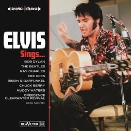 Elvis Presley альбом Elvis Sings