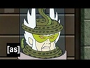 Agitate the Hell Out of This Snake | Aqua Teen Hunger | Adult Swim