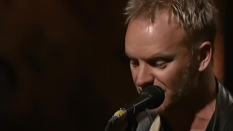Sting - The Book Of My Life (Live At The Mayan Theatre In Los Angeles 2003)