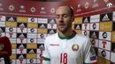 Иван Маевский сразу после матча Северная Ирландия - Беларусь