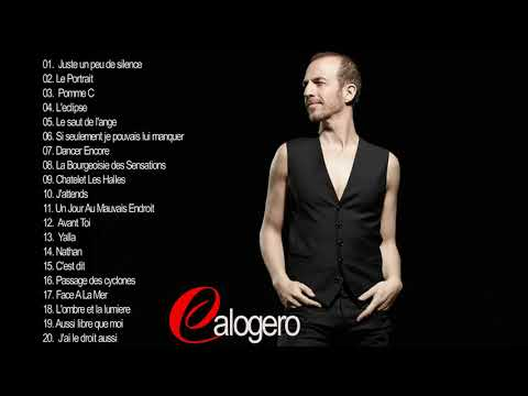 Les Plus Grands Succès de Calogero Calogero Best Of Playlist