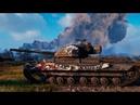 КРОВЬ И ПОТ Caernarvon Action X Королевская охота 4 World of Tanks