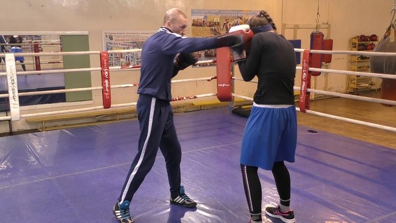 Бокс: комбинированная защита