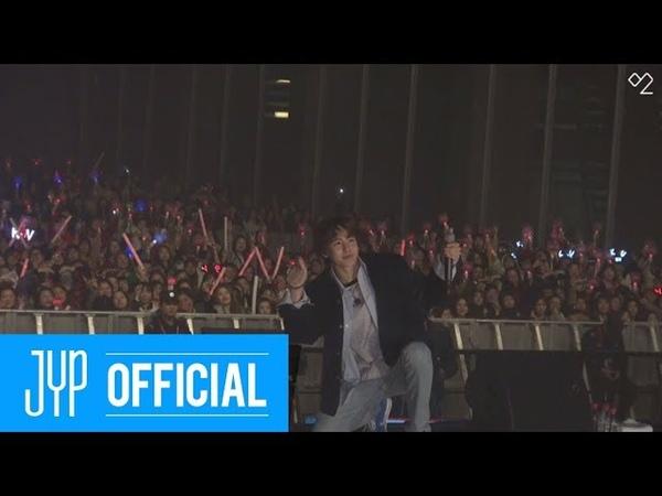 On Air 2PM 온에어 2PM 핫티의 럭키참 닉쿤의 중국 팬미팅 현장