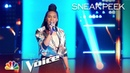 The Voice 2018 Blind Auditions - Kennedy Holmes' Cover of Adele's Turning Tables Gets Four Turns