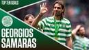 Georgios Samaras Top Ten Goals Happy Retirement Sammy!