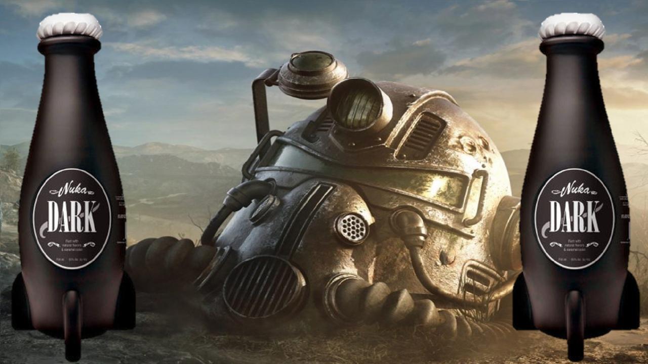 Fallout 76 Nuka Dark